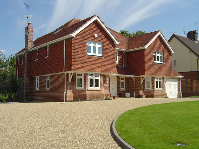 New build barn conversions in hertfordshire essex ge for New build home designs