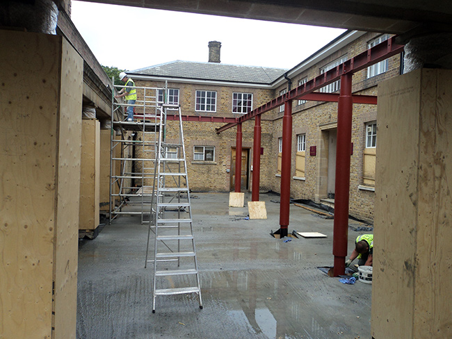 Commercial Building Services In Hertfordshire Amp Essex Ge