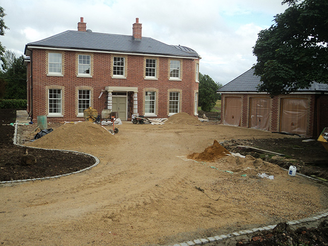 New Build Barn Conversions In Hertfordshire Essex Ge